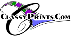 Welcome to ClassyPrints.com! Large format printing, signs, vinyl lettering, vehicle graphics and much more!